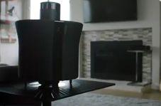 ربات پرندهای که از خانه شما نگهبانی میکند