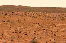 تصویر عجیبی که مریخ نورد ناسا تهیه کرد!