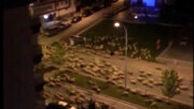 اتفاق عجیب در یکی از خیابان های قرنطینه ترکیه!