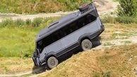 تولید اولین اتوبوس سنگین آفرود در جهان