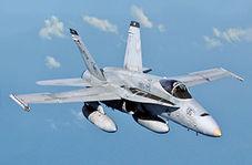 شکار جنگنده آمریکایی توسط موشک روسی