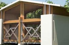 طرحهای مفهومی حیرت انگیز برای ساخت خانه در چند ثانیه!