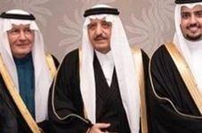 حاشیهای از حضور شاهزادگان عربستان در یک جشن عروسی سلطنتی