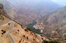 فیلمی از بهشت گمشده در کردستان!