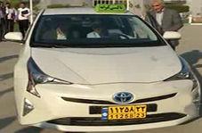 رونمایی از نسل جدید تاکسیها با سوخت پاک در کیش!