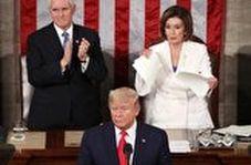 حاشیههای پررنگتر از متن در نطق سالانه ترامپ در کنگره