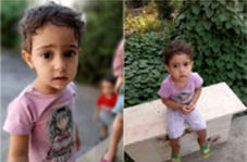 حرفهای مادر دختر ۲ ساله به ربایندگان احتمالی دخترش