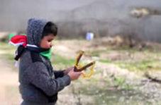 کودک فلسطینی که به نماد مقاومت ضد معامله قرن شد