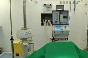 برپایی بزرگترین بیمارستان ۵۰۰ تختخوابی غرب آسیا توسط سپاه + فیلم