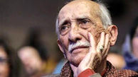 مهرانه مهین ترابی و اکرم محمدی در سوگ داریوش اسدزاده