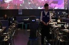افتتاح اولین رستوران تمام اتوماتیک در چین