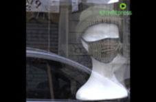 تولید ماسک های فشن و لاکچری در ایتالیا!
