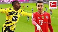 جوان ترین گلزنان بوندسلیگا در فصل 2021