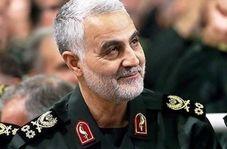 اهدای مدال رهبر انقلاب به سردار سلیمانی