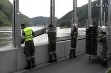 ایده جالب اتریشیها برای مهار سیلاب