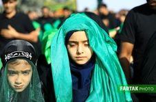 اختصاصی/ گزارش تصویری از مراسم عاشورای حسینی در روستای تاریخی قورتان اصفهان