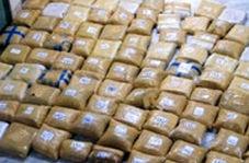 ۲ تن مواد مخدر در وانت مزدایی که با موتور لکسوس شکار ناپذیر شده بود!