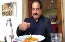 گزارش موبایلی حمید معصومینژاد از گرانترین اسپاگتی جهان