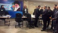 وزیرکشور در لحظه ورود به ستاد انتخابات: این همه خبرنگار برای چی آمدند؟