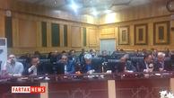 رییس خانه صنعت استان کرمانشاه خطاب به وزیر صمت : لطفا قولی که آقای شریعتمداری دادند را شما اجرایی کنید