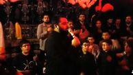 مداحی انگلیسی یک ایرانی نیویورک نشین