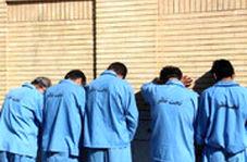 دستگیری ۵ باند سارقان در روزهای کرونایی تهران