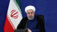 هشدار جدی روحانی به کشورهای عربی