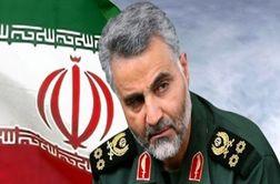 خروش مردم قم در پی شهادت سردار سلیمانی+فیلم