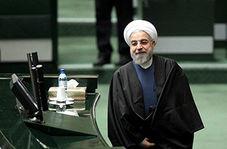 کنایه روحانی به نمایندگان مجلس در صحن علنی!