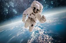 سلفی گرفتن فضانوردان در سایر کرات
