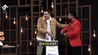 سایه عادل فردوسیپور دست از سر تلویزیون بر نمیدارد؛این قسمت:دستپاچگی علی ضیا!