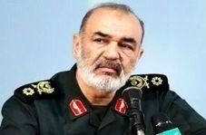 توضیحات سردار سلامی درباره جزئیات دستگیری روح الله زم