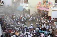 چندشآورترین جشنواره هندی ها!