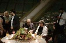 جشن تولد مسعود کیمیایی با حضور ویژه داریوش مهرجویی