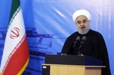 روحانی: من روزانه مراقبت میکنم تا شلیک یک گلوله آتش جنگ را روشن نکند