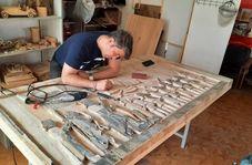 رویداد جهانی چوب در محوطه تاریخی طاقبستان کرمانشاه برگزار میشود