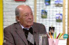 پدر شیرجه ایران خاطراتش را در تلویزیون گفت