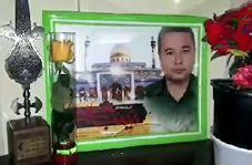شهید مدافع حرمی که تاریخ شهادتش را پیش بینی کرده بود! + فیلم
