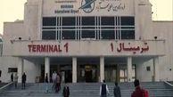 استقبال مسافران از اجرای موزیک زنده در فرودگاه مهرآباد