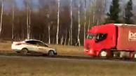 خودکشی عجیب یک راننده تاکسی + فیلم