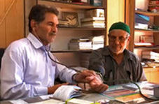 این پزشک ایرانی فقط ۵۰۰ تومان ویزیت میگیرد!
