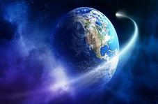 چهره کره زمین از دور