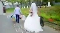 درخواست جالب عروس و داماد از مهمانان برای آوردن هدیه