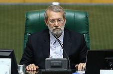 لاریجانی: سؤال از رئیسجمهور نشاندهنده عمق تفکر دموکراتیک در ایران است!