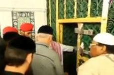 بازشدن در خانه حضرت زهرا (س) برای اولین بار
