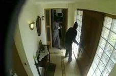 لحظه ورود دزدان به منزل ایسکو و زیدان