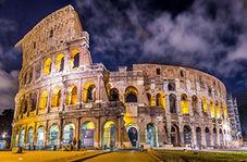 دیواری تاریخی در شهر رم که نام خلیج فارس روی آن حک شده است