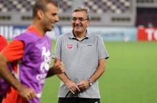 حواشی قبل از بازی پرسپولیس - الدحیل قطر