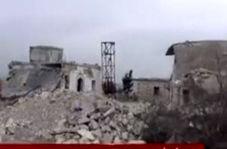 تصاویری از اجساد تروریستهای به هلاکت رسیده در داخل خان طومان