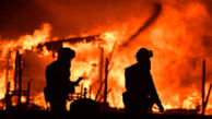 آتشسوزی هولناک در لسآنجلس